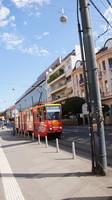 Route 13 in Zagreb