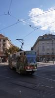 Route 9 in Zagreb