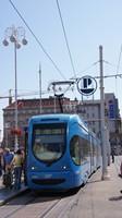 Route 17 in Zagreb