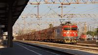Freight at Zagreb Railway Station