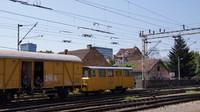 Track gang at Zagreb