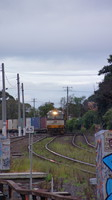 LDP001 on freight into Melbourne