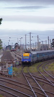 XPT at West Footscray