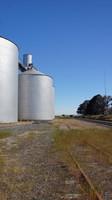 Old silo road at Tatyoon