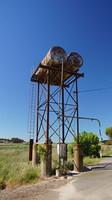 Water tanks at Tatyoon