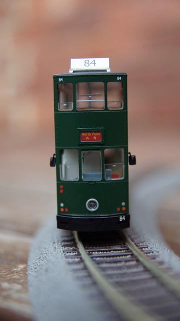 Bachmann HO Hong Kong Tram