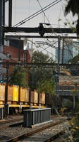 Long Island Steel between Hawksburn and South Yarra
