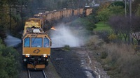 Rail Grinder through Ararat