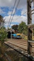ComEng departing Hawksburn Station