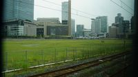 Previous location of Umeda Freight Yard