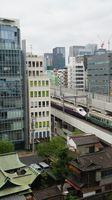 E3+E2 Shinkansen passes Hotel