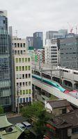 E5+E6 Shinkansen passes Hotel