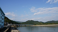 Nichinan Line - Odotsu Bridge