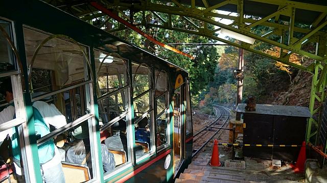 Cable Enryakuji Station