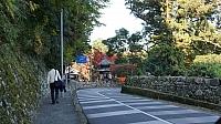 Between Cable Sakamoto Station and Hieizan-Sakamoto Station