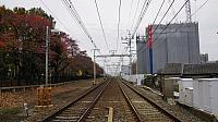 Hankyu Kishibe Depot