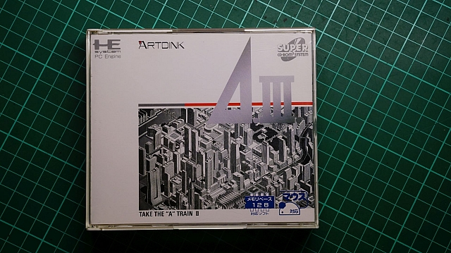 A-Train III – PC Engine « modelrail otenko