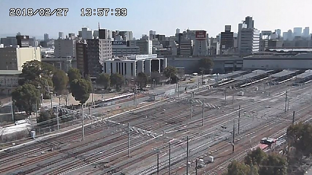 2018-02-27 16 05 28-新大阪ライブカメラ (Sin-Osaka Cam) - YouTube