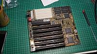 386 DX40 Motherboard Repairs