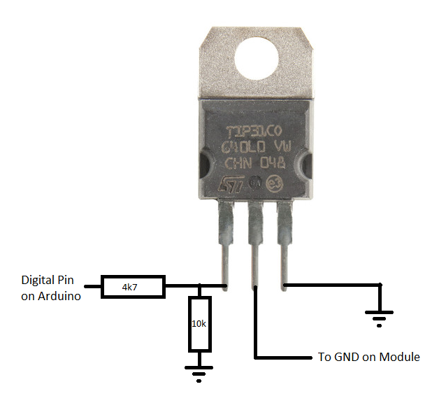 Arduino – How to save power (and control 5v+) « modelrail otenko