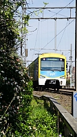 Siemens approaching South Yarra Station
