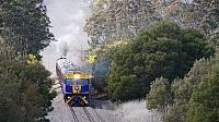 GL112 departs Queanbeyan