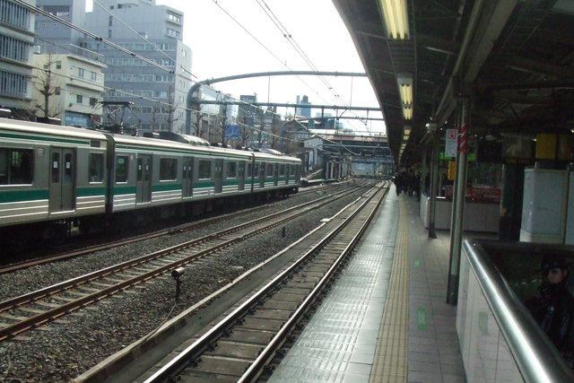 Somewhere in Tokyo