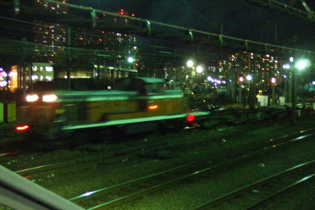 DE10 at Sumidagawa Yard