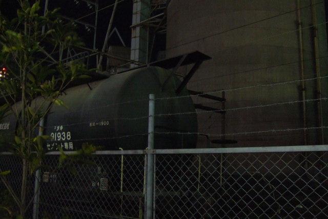 TAKI tanker at Sumidagawa Yard