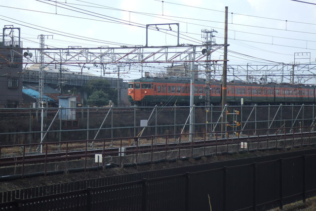 Kyoto JR EMU