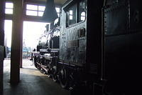 Umekoji Steam Locomotive Museum