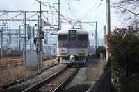EMU on the Sanin Main Line