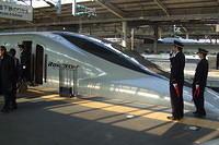 Hikari Railstar at Shinosaka