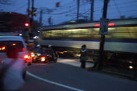 Hiroshima Level Crossing