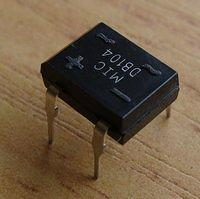 Bridge rectifier IC