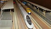 Hikari Railstar and Doctor Yellow