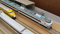 485 Series lets Doctor Yellow pass