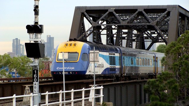 XPT heading into Southern Cross