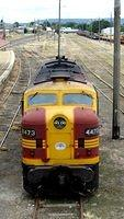 4473 stabled in Goulburn_001