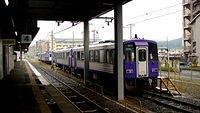 DMU on the Kansai Line east of Osaka
