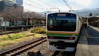 Intercity on the Tokaido Line