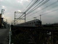 Nankai line to the Airport_003