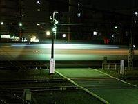 Night time near ShinOsaka Station_004