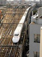 Nozomi Heads to Tokyo