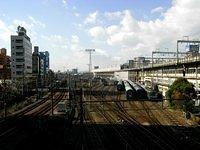 Workshop Yards below ShinOsaka