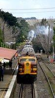 3642 and the gang return from Bundanoon