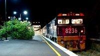 Coal held up at Lithgow Station