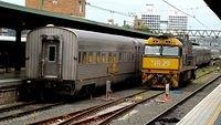 NR29 on Indian Pacific duties