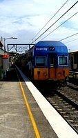 V-Set at Cowan Station