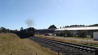 82s on push-pull coal to Unanderra
